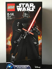 LEGO Star Wars KYLO REN #75117 Buildable Figures 26 CM RARE