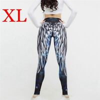 Women YOGA Fitness Gym Sports Leggings Running Pants Stretch Workout Trousers