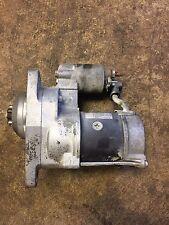 6.6L DURAMAX DIESEL Starter Motor ACDelco GM Original Equipment 12638394