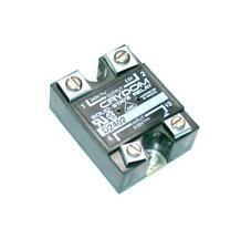 Crydom  D2402  Solid State Relay 240 VAC 2.5 AMP 3-32 VDC Logic