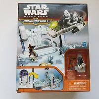 Disney Hasbro Star Wars The Force Awakens Micro Machines R2-D2 Playlet New