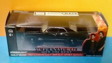Loot Crate Exclusive Supernatural 1967 Chevrolet Impala Die-cast Car New In Box