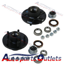 """2Trailer 5 on 4.5 Hub Drum Kits with10""""X2-1/4"""" Electric brakes for 3500 lbs axle"""