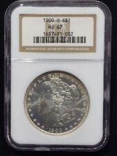 1900 O  $1 Morgan Silver Dollar NGC MS 67 Top Pop