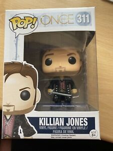 Funko Pop Television - Once Upon A Time - OUAT - Killian Jones #311