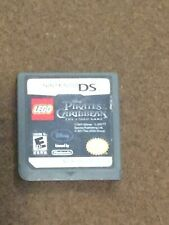 Nintendo DS Video Game NES LEGO Disney Pirates of the Caribbean Rated E
