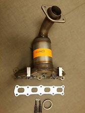 PE49425 EXHAUST MANIFOLD CATALYTIC CONVERTER FIT 07-10 JEEP COMPASS/PATRIOT 2.4