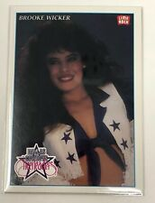 1992 Lime Rock Pro Cheerleaders Brooke Wicker #116