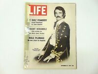 LIFE Magazine September 25 1970 Nixon's Vision of Peace Israeli vs. Arab missile