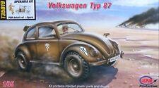CMK T35019 Volkswagen Typ 87 Upgraded Kit w/Figure in 1:35