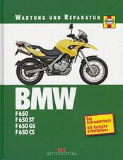 BMW F650 ST/GS/CS Wartung & Reparaturanleitung/Reparatur-Buch/Handbuch/Pflege