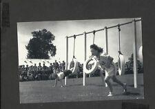 Nostalgia Postcard Lyons Corner House- Sports Club-Nippies Obstacle Race 1946