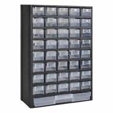 Vidaxl caja de herramientas armario almacenamiento Plástico 41 cajones