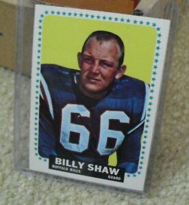 Vintage 1964 Topps Billy Shaw Card #38 NrMt+