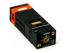 CROUZET Zeitrelais Time Delay Controller 81503720 | NEU OVP