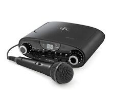 Easy Karaoke EKG-88B Party Karaoke Machine RRP £39.99