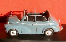 MORRIS MINOR 1600 CONVERTIBLE VANGUARDS VA07103 1/43 CORGI BRITAIN  CABRIOLET