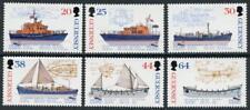 Guernsey: 1999 Lifeboats (684-689) MNH