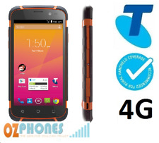 Telstra Tough Max ZTE T84 4G Next G - Blue tick Unlocked + Warranty