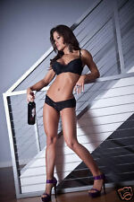 Brooke Tessmacher TNA Knockouts Bra and Panties Photo #2  - WWE Divas
