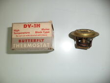 NORS DOLE DV-1H 180 Degree Butterfly Type Thermostat 1949-1952 Willys M38