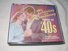 Reader's Digest: Dancing and Romancing Through the '40s CD's Box Set WWII Jazz