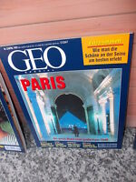 Geo Special, Heft Nr. 2, April 1997: Paris