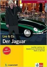 JAGUAR DER (+CD).(2).LEKTUREN.. NUEVO. Nacional URGENTE/Internac. económico. LEC