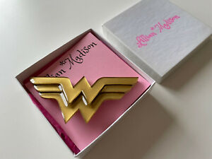 Lillian Madison - Wonder Woman Brooch (2017, Rare)