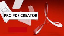 Pro PDF Creator like Adobe Acrobat PRO for Windows 10 8 7 8.1