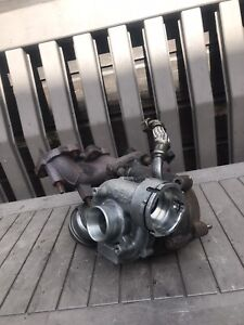 038145702G SEAT ALTEA AUDI VW 2.0 TDI DIESEL 140BHP TURBOCHARGER