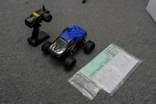 1/16 2.4G Exceed RC Thunder Nitro Gas RTR Off Road Truck Sava Blue Refurbished