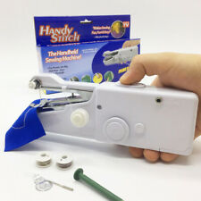 Mini Portable Hand-held Sewing Machine Smart Electric Tailor Stitch Home Travel
