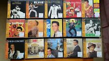 ELVIS PRESLEY- Japanese CD Set - Elvis Paper Sleeve Collection- complete 30 cd's