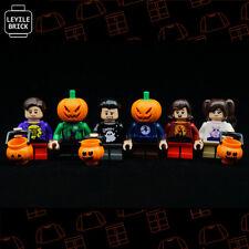 ⎡LEYILE BRICK⎦ Custom Halloween Minifigures Torso