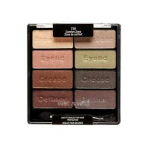 Wet N Wild Color Icon Eyeshadow Palette   E738 COMFORT ZONE   New sealed