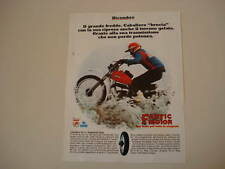 advertising Pubblicità 1976 FANTIC CABALLERO RC  50