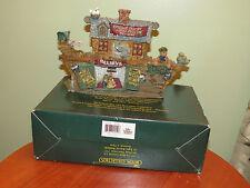 Boyd'S Bear ~ S.S.Noah.The Ark ~ Folkstone Collection # 2450