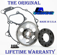 2005  LA Designs  Yamaha Raptor 660 one way Starter Clutch bearing and Gear