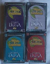 Chile Salo Trading Card Mitos y Leyendas Hijos de Daana 4 box with 50 cards each