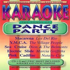 FREE US SHIP. on ANY 2 CDs! ~Used,VeryGood/Good CD Various Artists: Karaoke: Dan