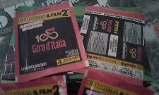 Panini La Gazzetta dello Sport Giro d'Italia 100 - Bustina omaggio _Il Film 2°