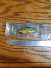 New listing Lunkerhunt Blue Gill Prop Fish 3.25/1/2 Oz NEW!