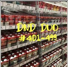 DND # 401-499 Daisy DUO gel Polish Matching Nail Polish Set PICK YOUR COLORS!