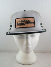 Vintage Patched Trucker Hat - Pathfinder Vacations (Motorhomes) - Adult Snapback