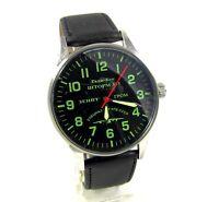 Raketa Military mens wrist watch Storm 17 Jewels 2609 USSR RARE Mens wrist Watch