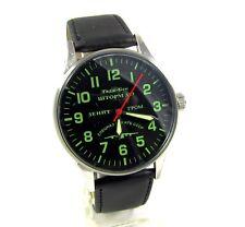 Raketa Aviator mens wrist watch Storm 17 Jewels 2609 USSR RARE Mens wrist Watch