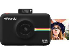 Polaroid Snap Touch Instant Print Digital Camera With LCD Display - Black