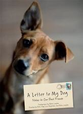 A Letter to My Dog: Notes to Our Best Friends-ExLibrary