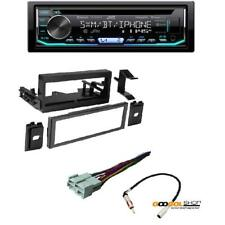 JVC Car Stereo CD Receiver Bluetooth/USB Dash Install Mounting Trim Bezel Panel